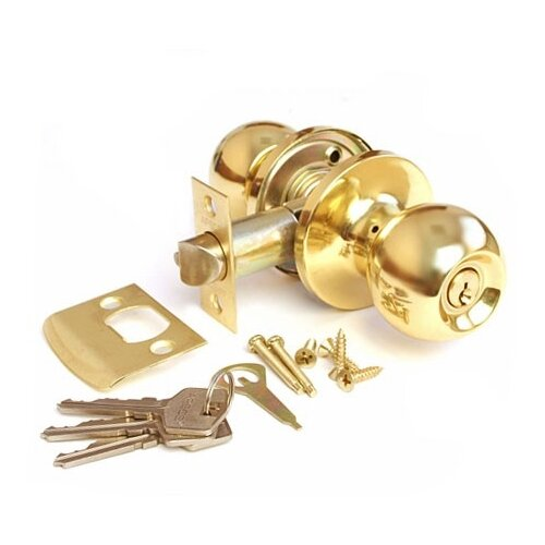 Ручка кноб APECS 6072-01 золото