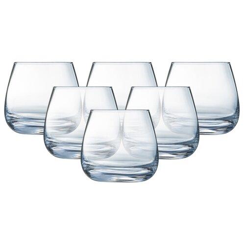 Luminarc Набор стаканов Sire de Cognac 6 шт 300 мл прозрачный
