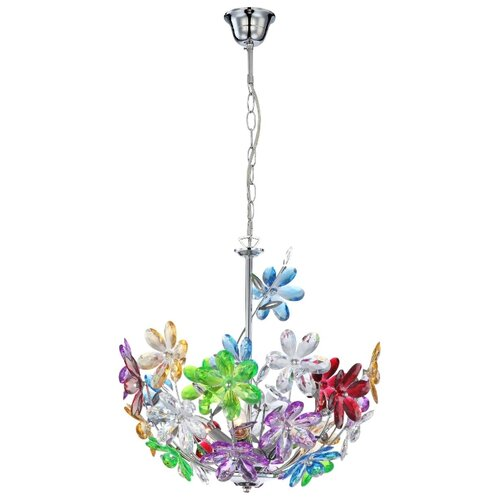 цена на Люстра Globo Lighting Rainbow 51530-3H, E14, 120 Вт