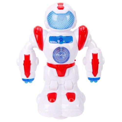 Купить Робот Наша игрушка War Police 168-33A белый/красный, Роботы и трансформеры