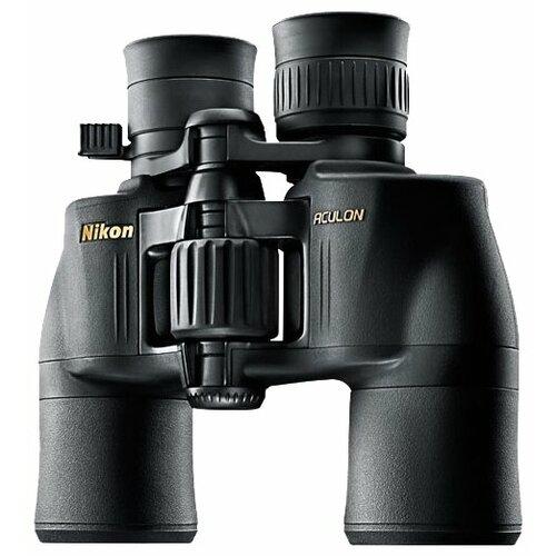 Фото - Бинокль Nikon Aculon A211 8-18x42 черный on dot черный 8 ярдов