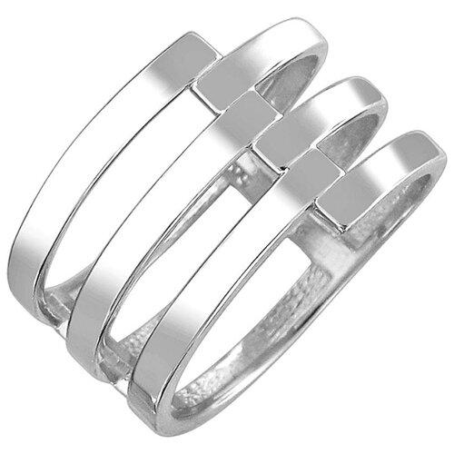 Эстет Кольцо из серебра 01К058607, размер 17 ЭСТЕТ