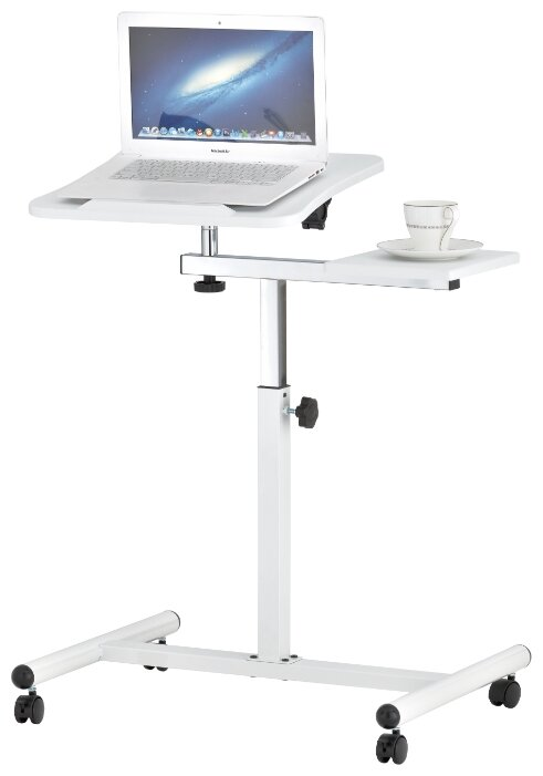 Купить Стол для ноутбука UniStor CLARE компьютерный столик по низкой цене с доставкой из Яндекс.Маркета (бывший Беру)