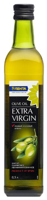 ЛЕНТА Масло оливковое Extra Virgin