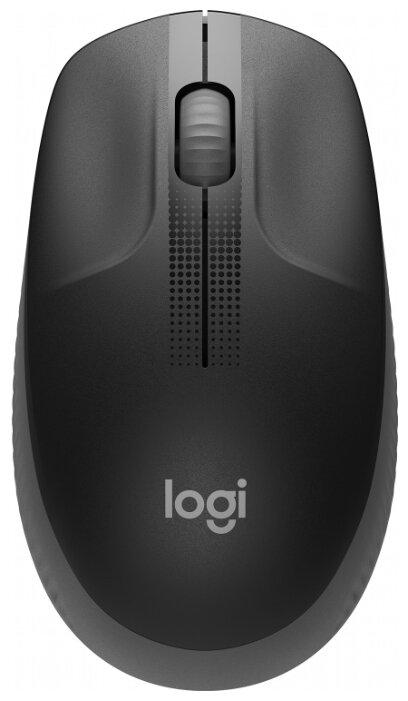 Беспроводная мышь Logitech M190 — купить по выгодной цене на Яндекс.Маркете