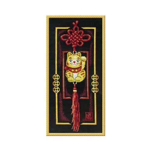 Купить Набор для вышивания PANNA SO-0659 ( СО-0659 ) Золотой котик , Наборы для вышивания