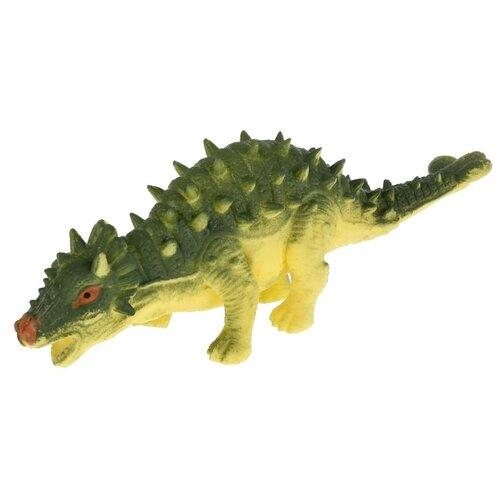 Купить Фигурка Играем вместе Рассказы о животных тянучка Динозавр анкилозавр W6328-211, Игровые наборы и фигурки