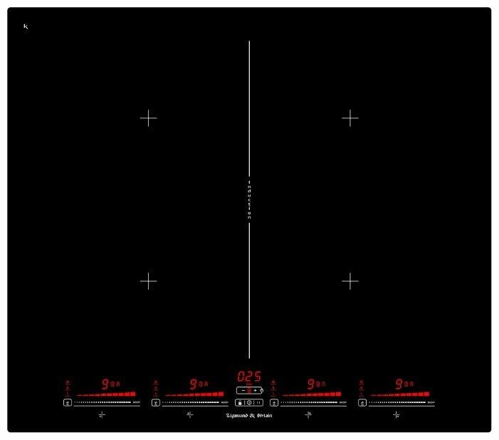 Индукционная варочная панель Zigmund & Shtain