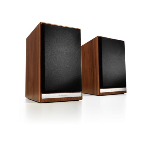 Полочная акустическая система Audioengine HDP6 walnut колонки audioengine p4 black