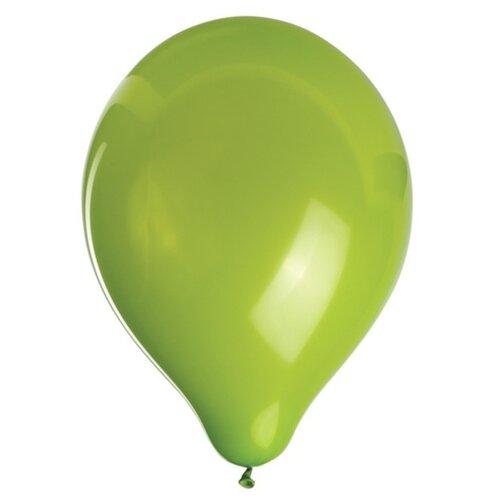 Набор воздушных шаров ZIPPY латекс 30 см (50 шт.) зеленый