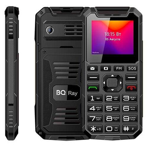 Телефон BQ 2004 Ray черный  - купить со скидкой