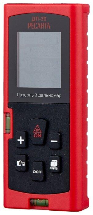 Лазерный дальномер РЕСАНТА ДЛ-30