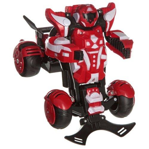Робот-трансформер Zhorya FullFunk ZYB-B0555 красная трансформер zhorya ударный