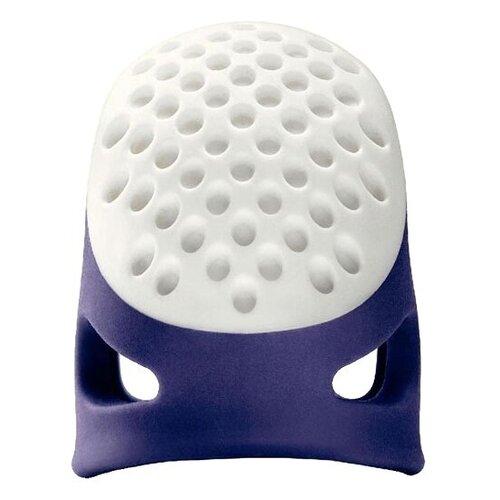 Купить Prym Ergonomics Напёрсток M фиолетовый/белый, Инструменты и аксессуары