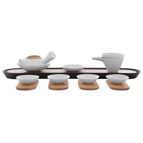 Чайный сервиз VIVA Scandinavia Pure V81602, 4 персоны белый