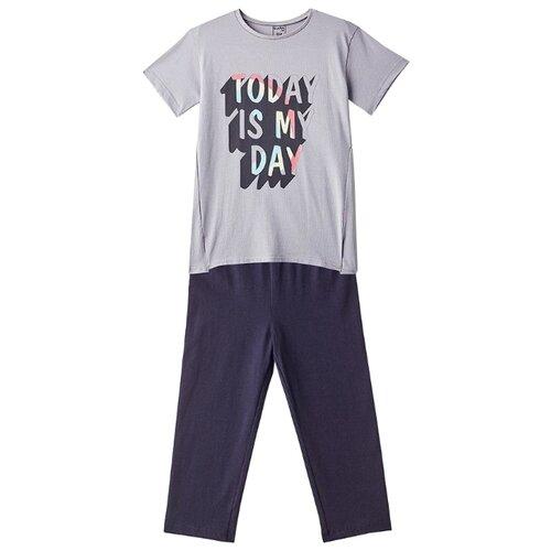Купить Комплект одежды Elaria размер 140, серый, Комплекты и форма