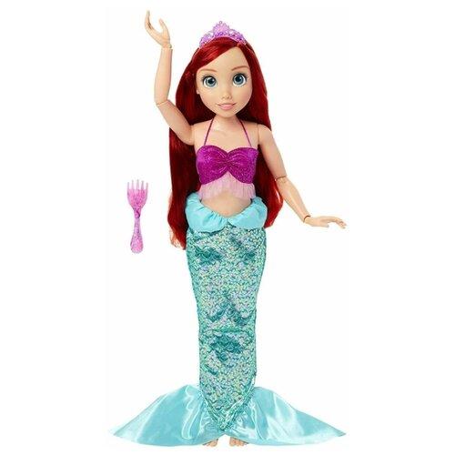 Купить Кукла JAKKS Pacific Disney Princess Ариэль 80 см 99088, Куклы и пупсы
