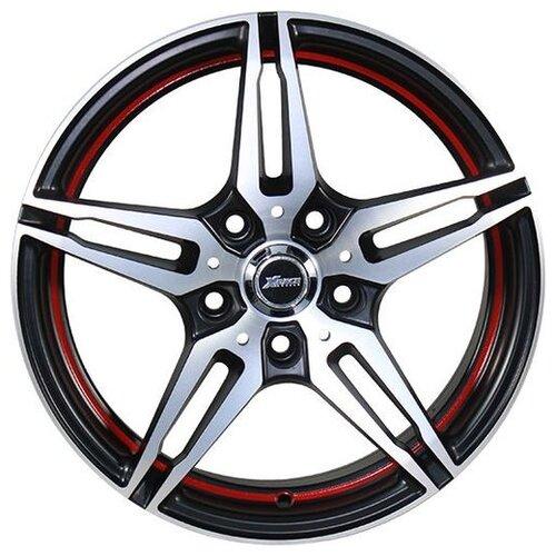 Фото - Колесный диск X-Race AF-10 8х18/5х114.3 D60.1 ET35, MBFRSI диск x race af 02 6 x 15 модель 9142150