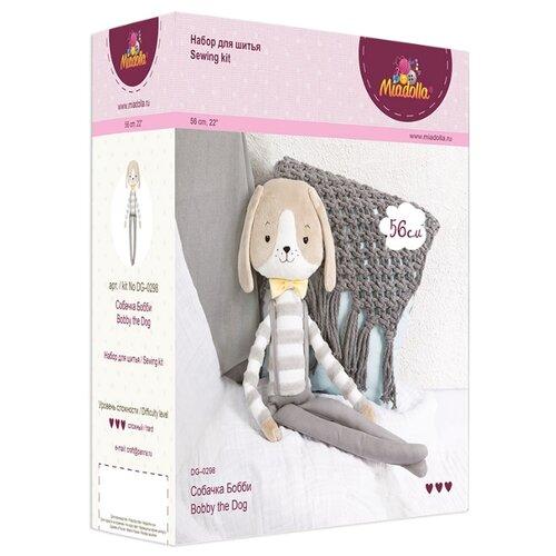 Купить Miadolla набор по изготовлению игрушки DG-0298 Собачка Бобби ., Изготовление кукол и игрушек