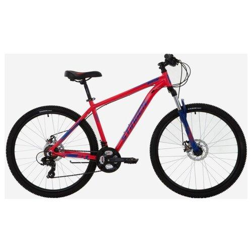 цена на Горный (MTB) велосипед Stinger Element Evo 27.5 TZ500 (2020) красный 18 (требует финальной сборки)