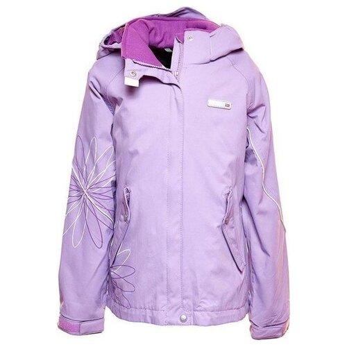 Купить Куртка Reima Austra 21268 размер 128, 513 фиолетовый, Куртки и пуховики