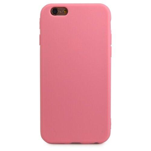 Купить Чехол Pastila TPU Matte для Apple iPhone 6/iPhone 6S розовый