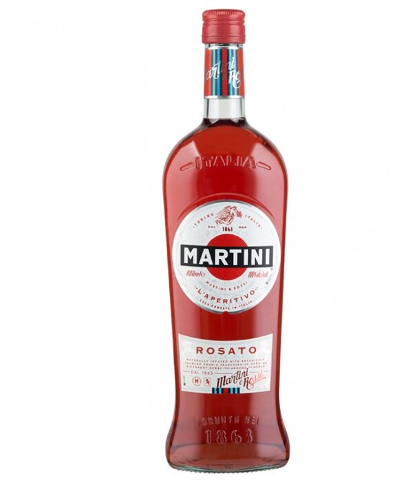 Вермут Martini Rosato, 1 л