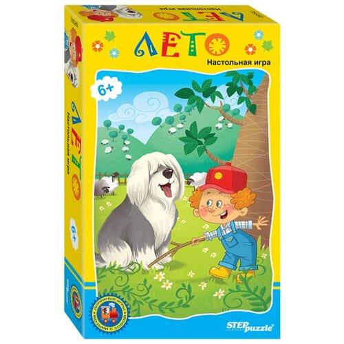 цена на Настольная игра Step puzzle Лето (Возьми с собой)