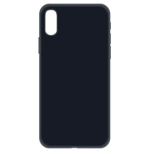 Купить Чехол LuxCase Soft Touch Premium для Apple Iphone XS черный