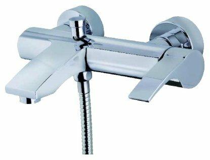 Однорычажный смеситель для ванны с душем TEKA Vita 24.121.02.00