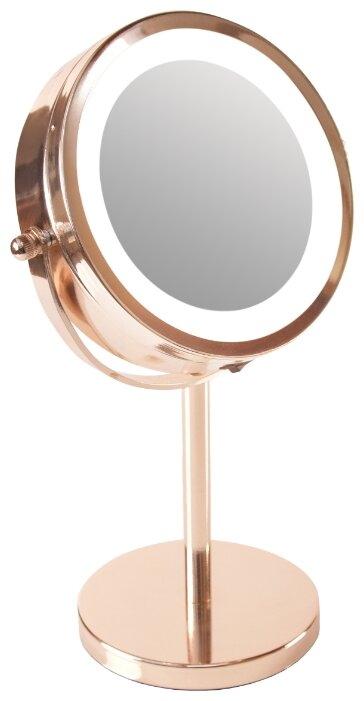 Зеркало косметическое настольное Rio MMST с подсветкой