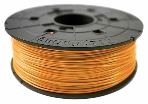 ABS пруток XYZPrinting 1.75 мм оранжевый