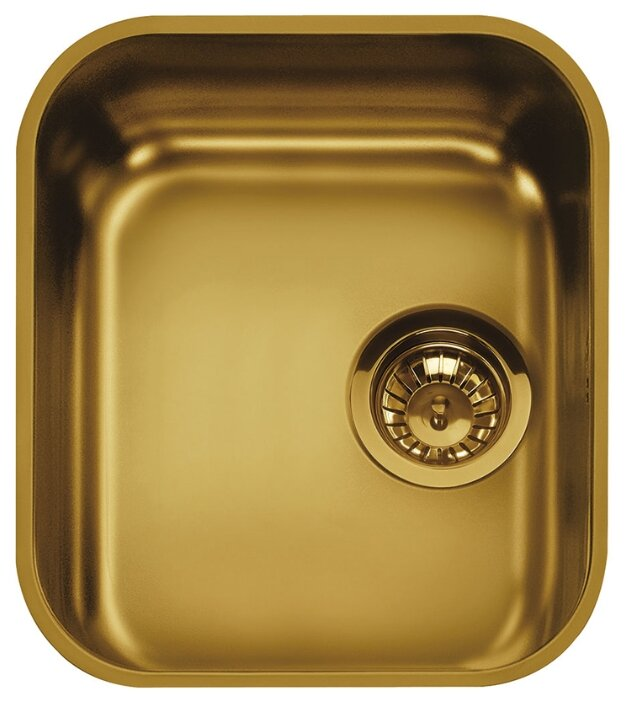 Врезная кухонная мойка smeg UM34OT2