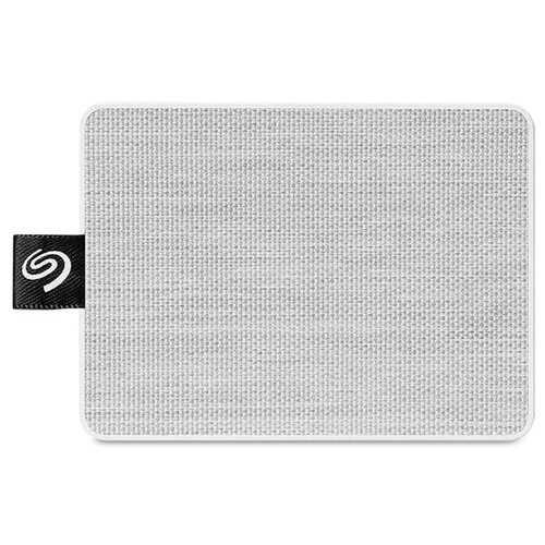 Фото - Внешний SSD Seagate One Touch 500 ГБ белый накопитель на жестком магнитном диске seagate внешний твердотельный накопитель seagate one touch ssd stje1000402 1тб 2 5 usb 3 0 white