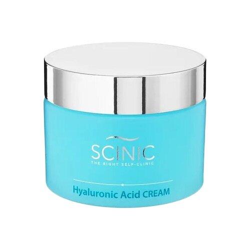 Scinic Hyaluronic Acid Cream Крем для лица 50 млУвлажнение и питание<br>