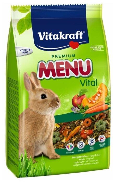 Корм для кроликов Vitakraft Menu Vital