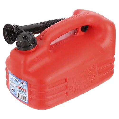 Канистра Мамонт КПБ-52090, 5 л, красный
