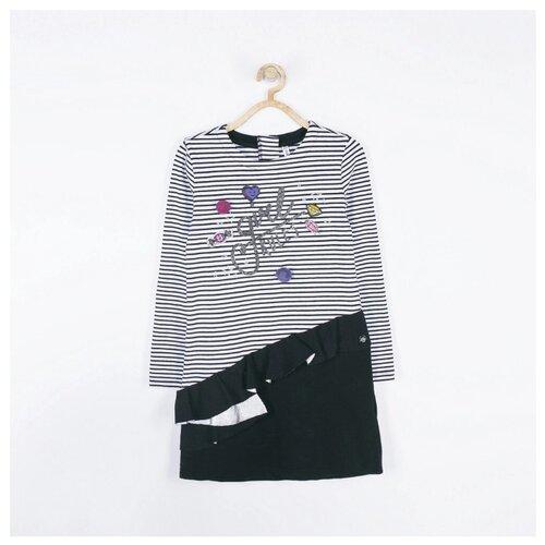 Платье COCCODRILLO размер 92, черный