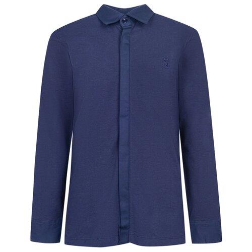 Рубашка Aletta размер 10(140), синий