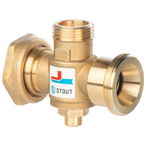 Термостатический клапан для радиатора STOUT SVM-0050-326006
