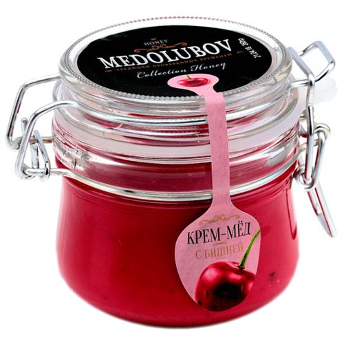 Крем-мед Medolubov с вишней (бугель) 250 мл