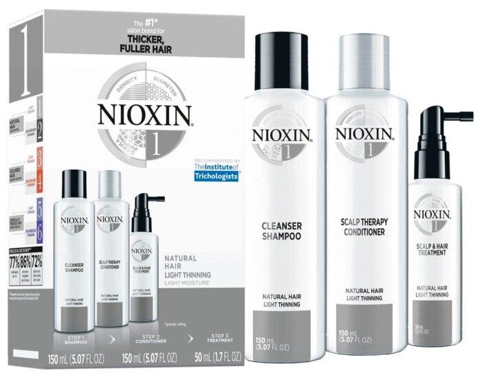 Nioxin Cleanser System 1 - Ниоксин очищающий шампунь (Система 1) 300 мл