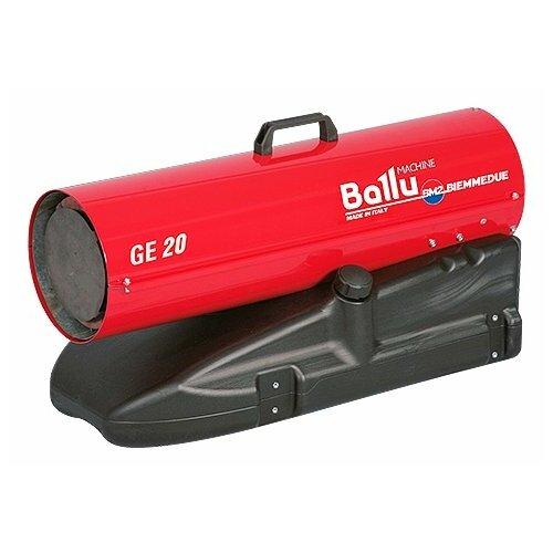Дизельная тепловая пушка Ballu GE 20 (21.4 кВт) тепловая дизельная пушка kerona pid 90k