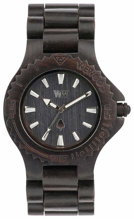 Наручные часы Wewood Date black