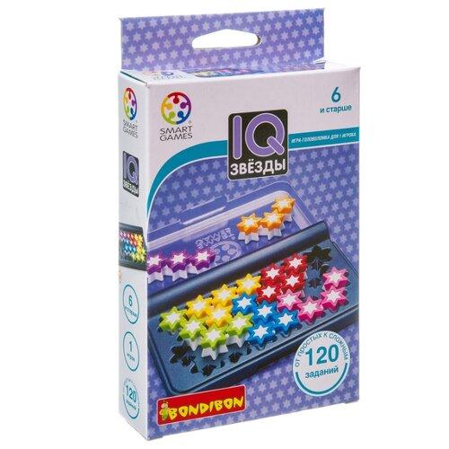 Купить Головоломка BONDIBON Smart Games IQ-Звёзды (ВВ3066), Головоломки