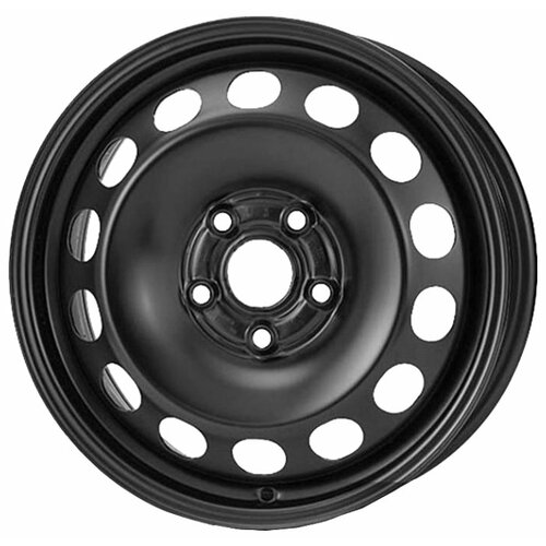 Колесный диск Magnetto Wheels 16005 6.5x16/5x112 D57.1 ET46 Black колесный диск magnetto wheels 16012 6 5x16 5x114 3 d60 1 et45 black
