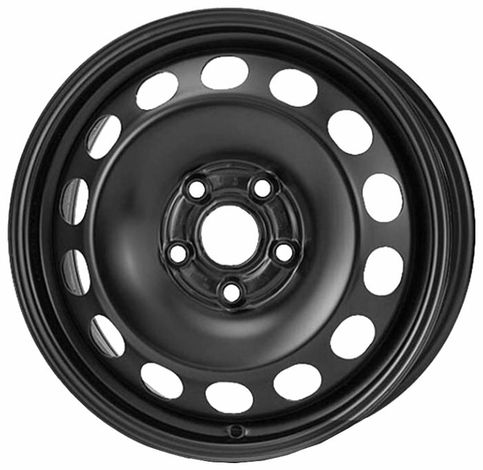 Колесный диск Magnetto Wheels 16005 6.5x16/5x112 D57.1 ET46 Black