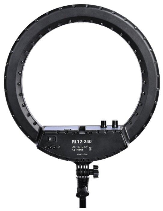 Кольцевой осветитель Okira LED RING RL12-240