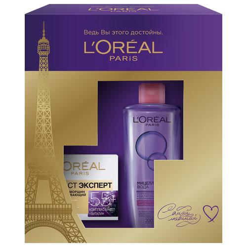 Купить Набор L'Oreal Paris Возраст Эксперт 55+