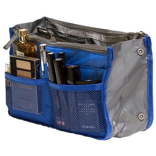 Органайзер для сумки HOMSU Chelsy, синий органайзер для сумки homsu цвет черный 28 x 8 x 16 см
